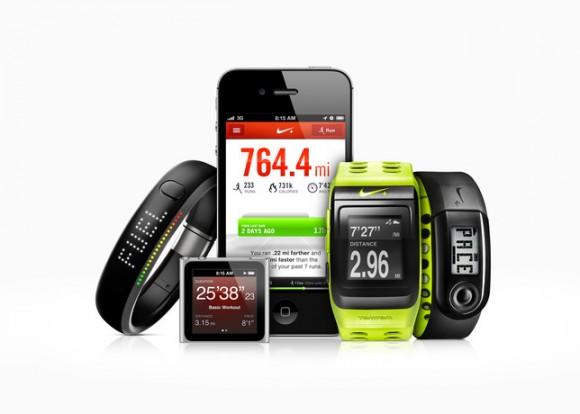 rodzina produktów Nike+