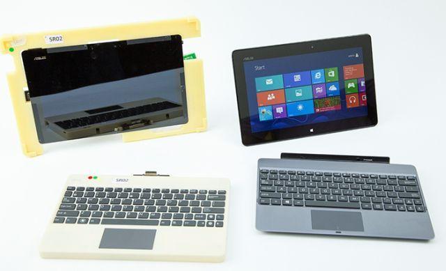 Pierwsze prototypy tabletów z Windows RT