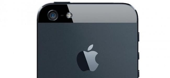 iPhone 5 aparat