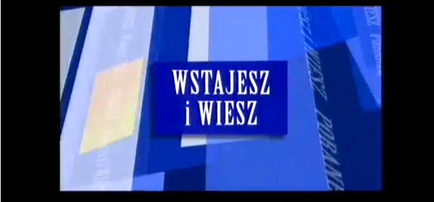 Przewodniczacy Bogumil Nowicki w TVN24