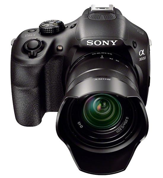 Sony A3000 3