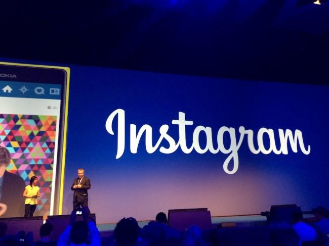 Nokia + Instagram