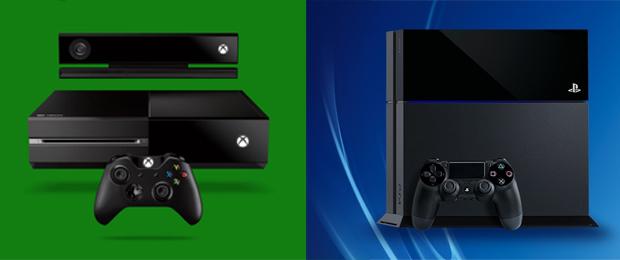 PS4 kontra Xbox One