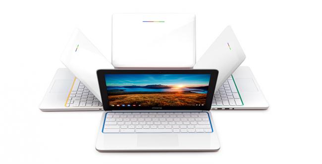 Ładne, proste, tanie i 'dostateczne' - recepta na sukces Chromebooków