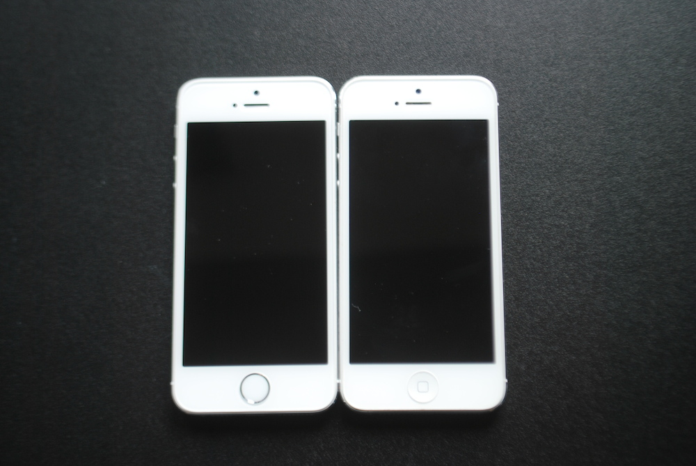 iPhone 5s by Spider's Web vs. iPhone 5, 3