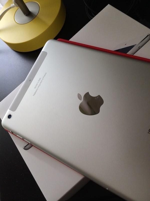 iPad mini 2 - grawer