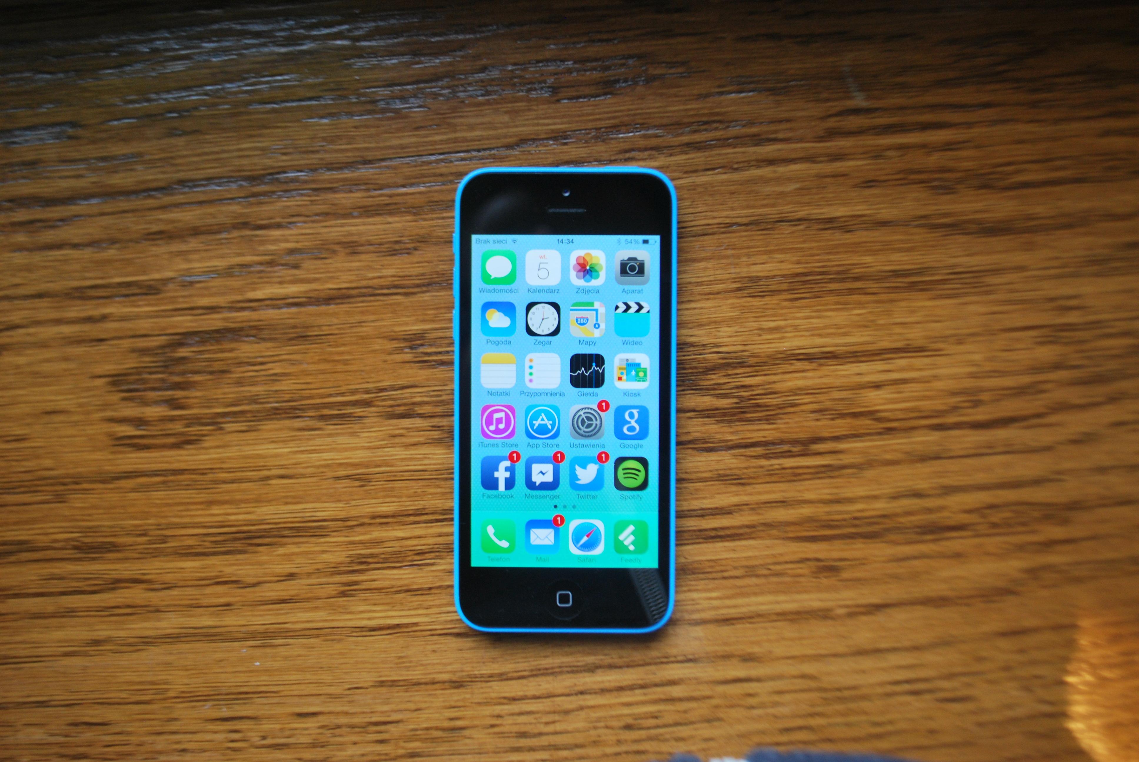 iPhone 5c_ikona