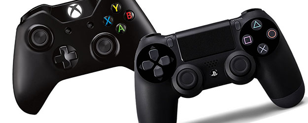 XBox-One-PlayStation-4-Controller