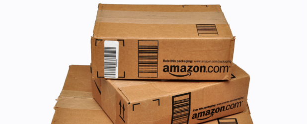 amazon karton paczka