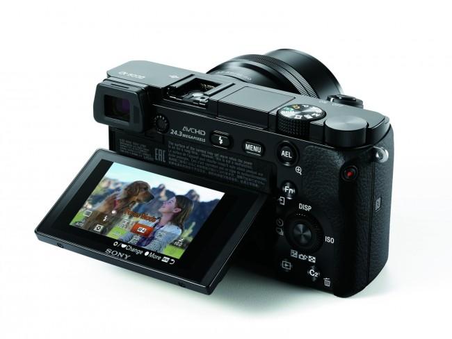 Sony A6000 1