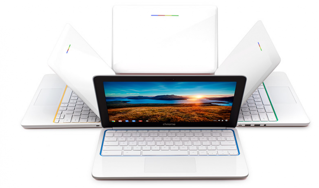 chromebook google chrome os