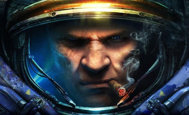 Starcraft II, LoL i Counter Strike