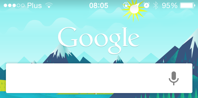 Google Now iPhone