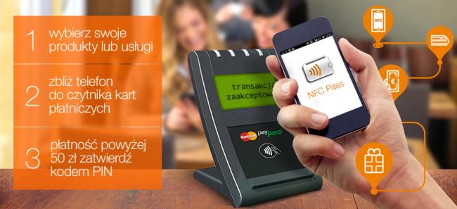 Orange NFC Pass
