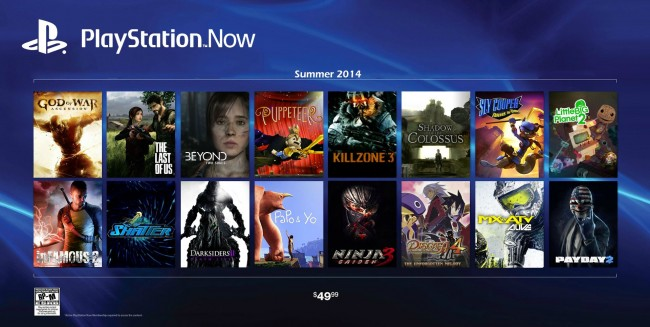 playstation now 3
