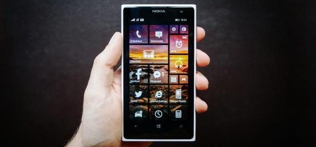 windows phone nokia lumia 2
