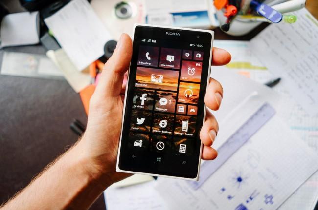windows phone nokia lumia 4