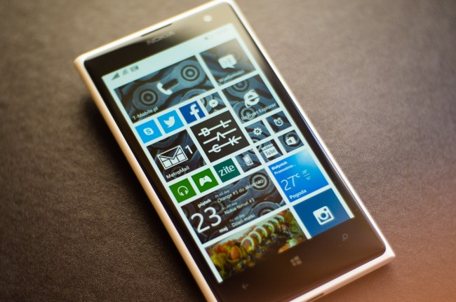 windows phone nokia lumia 5