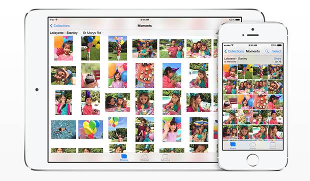 apple ios 8 icloud