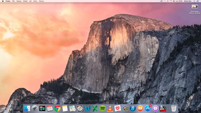 OS X Yosemite beta wrażenia