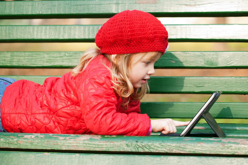 aplikacje używane przez dziecko