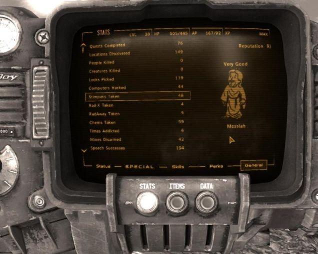 fallout record