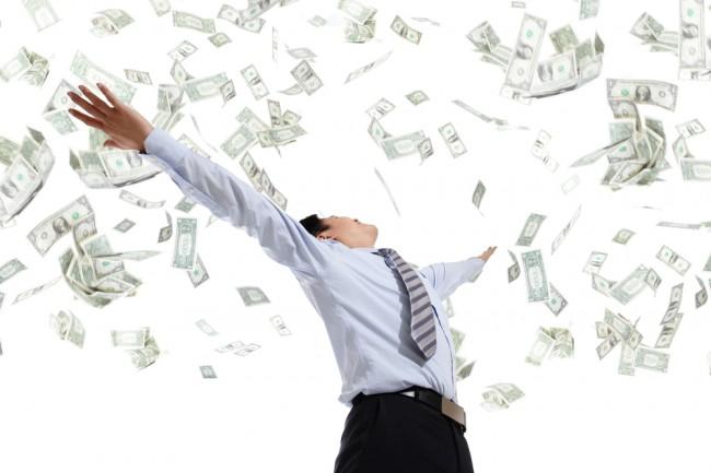 pieniadze banknot dolar
