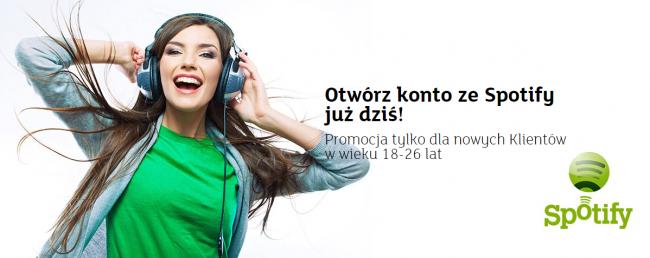 Spotify mbank