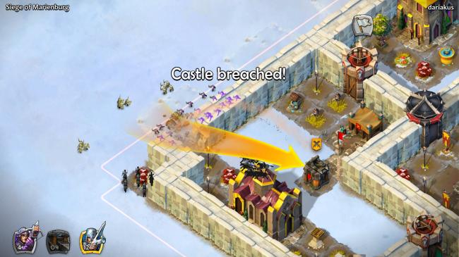 age of empires castle siege 1