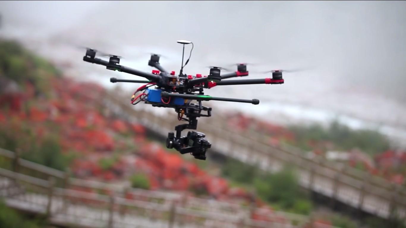 dron dji 0