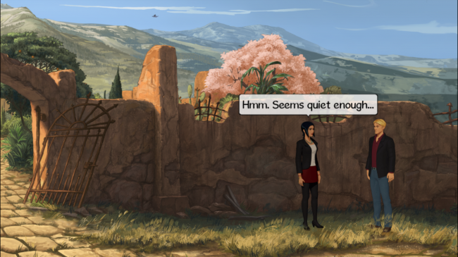 Broken Sword 5 na iPhone 6 Plus