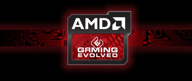 AMD Gaming Evolved
