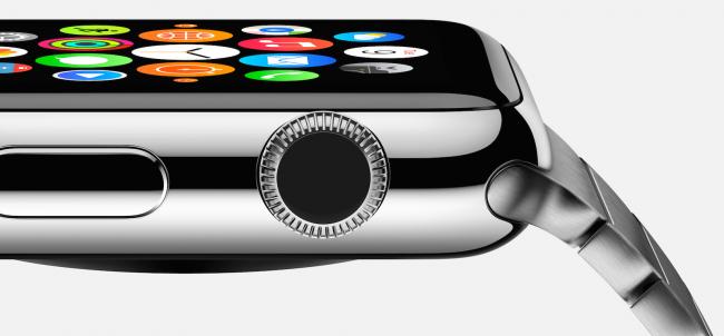 Apple Watch, ikona