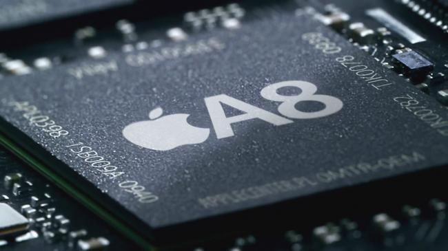 AppleA8Processor