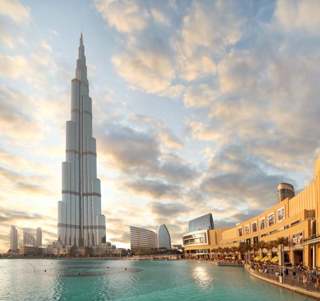 Burdz Chalifa w Dubaju