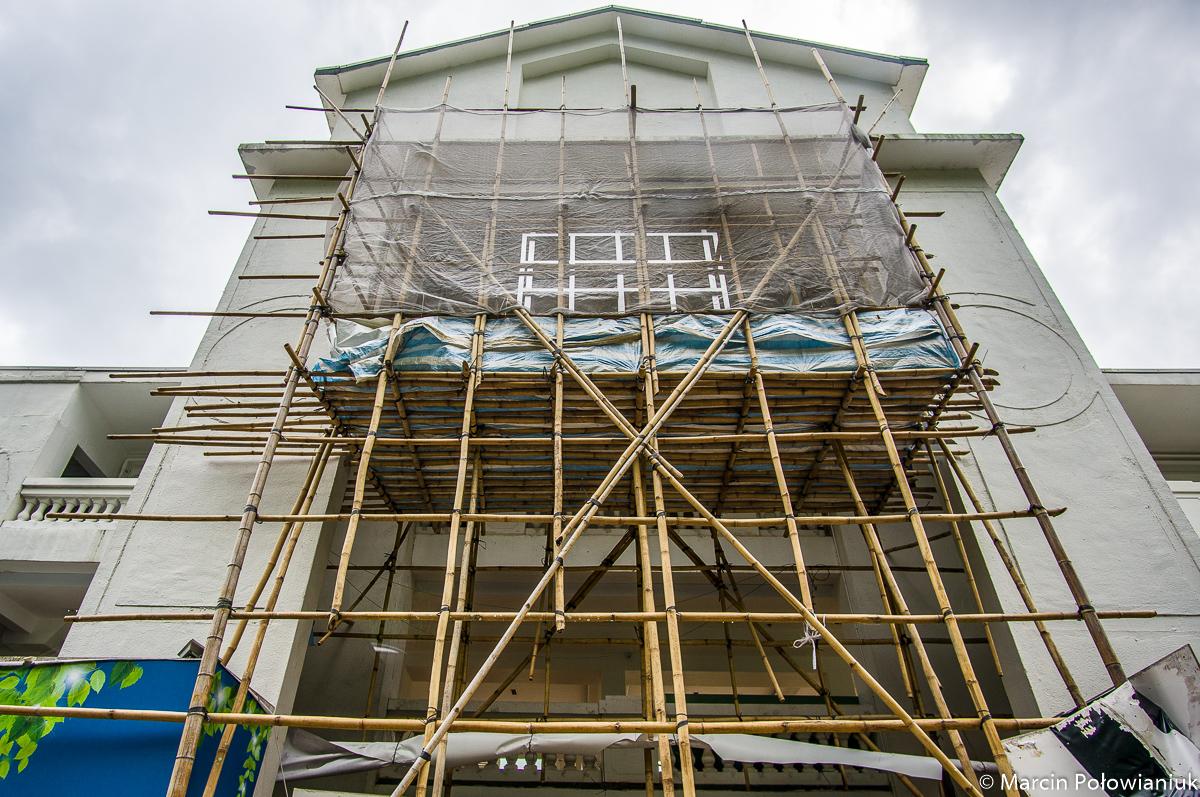 Chiny rusztowanie bambus (2 of 2)