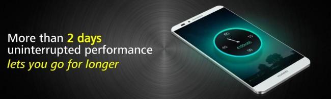 Huawei Ascend Mate 7 Bateria