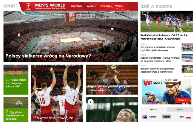 Nowe Wp.pl - sport
