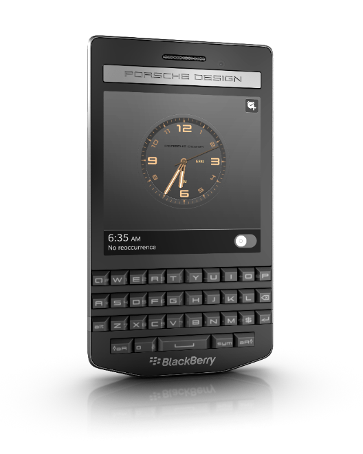 Porsche Design BlackBerry P'9983