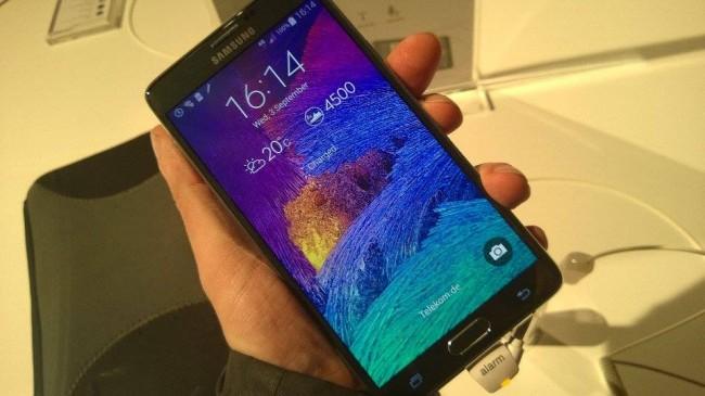 Samsung Galaxy Note 4 b