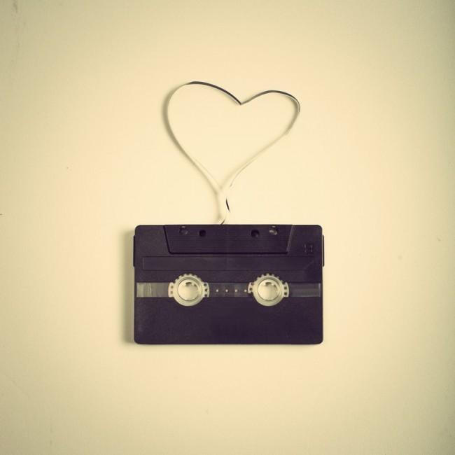 analogowa kaseta audio