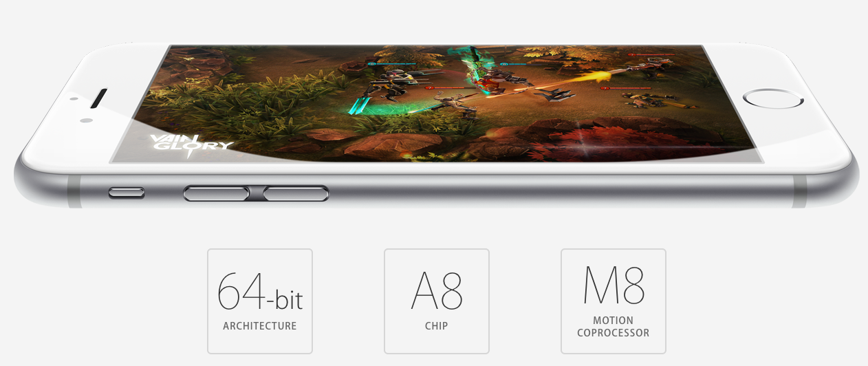 apple iphone 6 a8