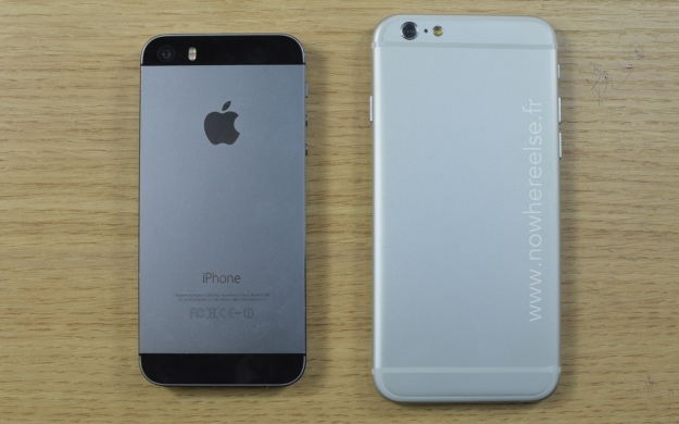 iPhone 6 przycisk