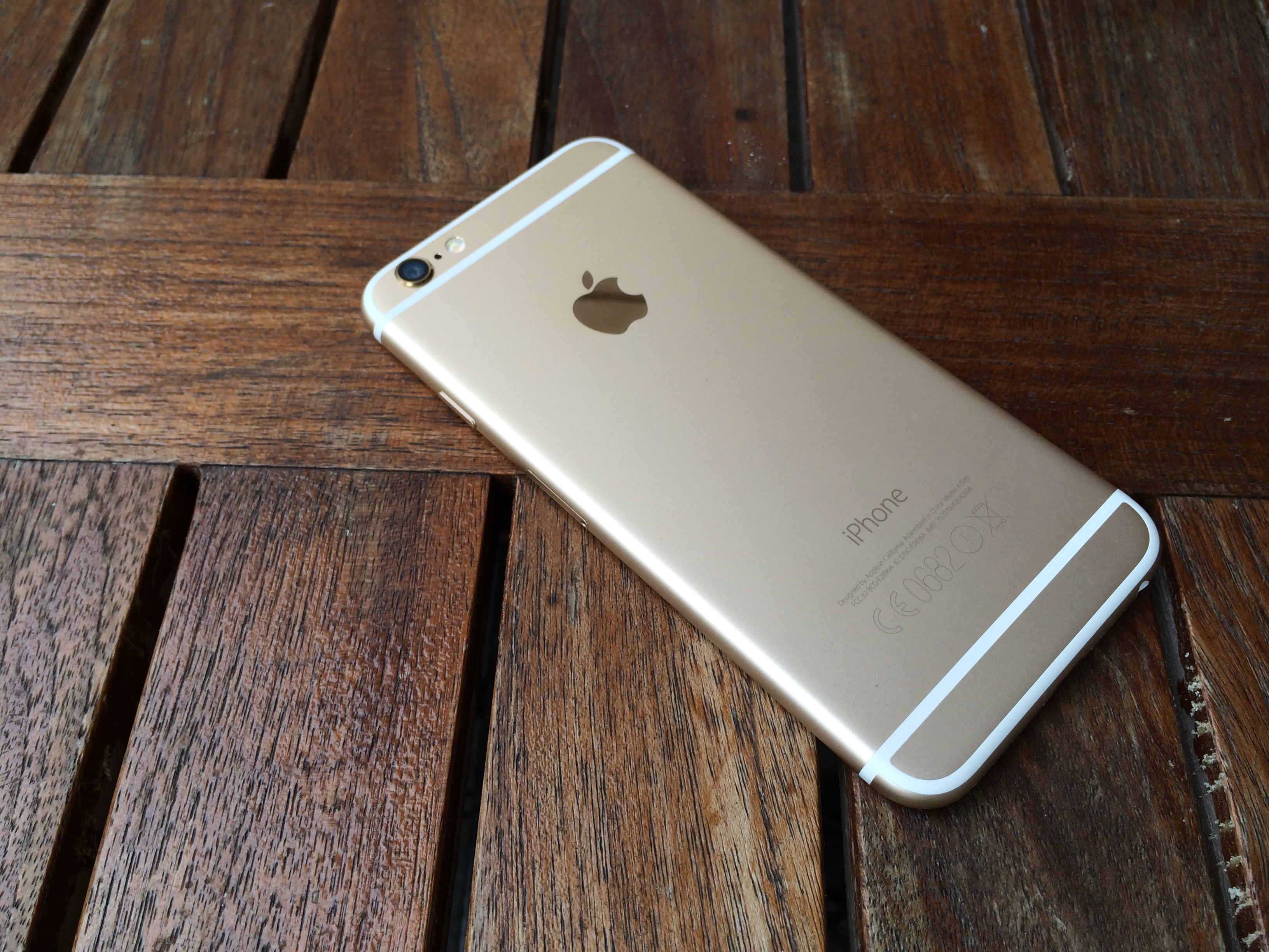 iphone 6 gold 06
