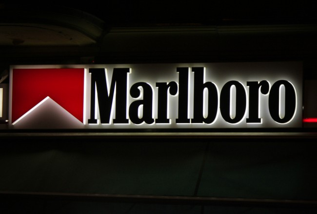 marlboro e-papieros papieros elektroniczny