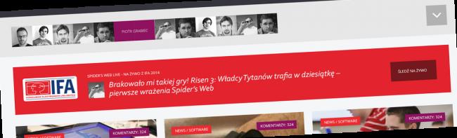 spidersweb live blog ifa 2014