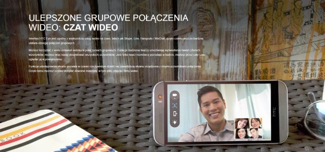 HTC Desire Eye Video