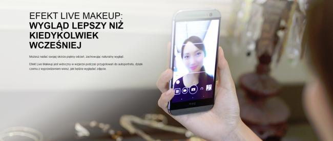HTC Makeup