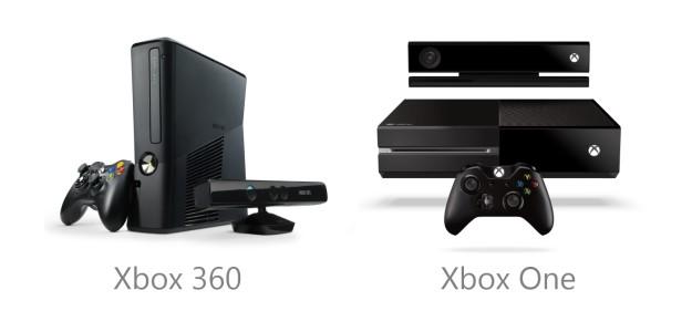Xbox-360-vs-Xbox-One1-625x281