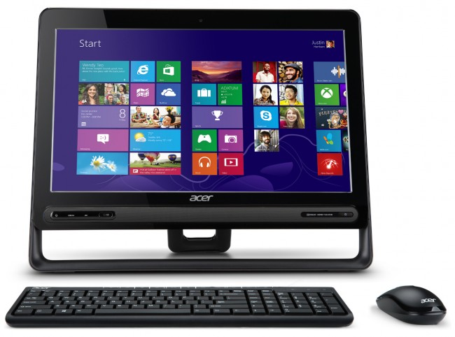 all in one acer aspire 3